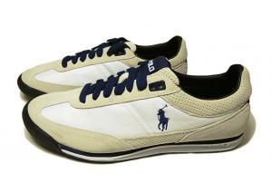 No.3 スニーカー メンズ 靴 (ホワイト)