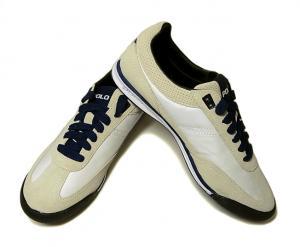 ラルフ ローレン スニーカー メンズ <訳ありお値引>靴 (ホワイト)9:日本サイズ約27cm