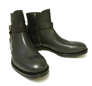 No.9 ブーツ 靴 メンズ レザー ブラック SAVERIO
