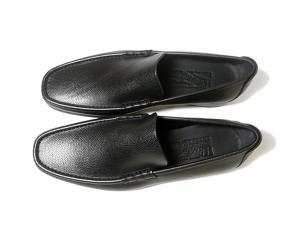 No.2 靴 メンズ レザー RAYO(ブラック)7.5(日本サイズ約26cm EEE)