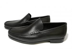 No.3 靴 メンズ レザー RAYO(ブラック)7.5(日本サイズ約26cm EEE)