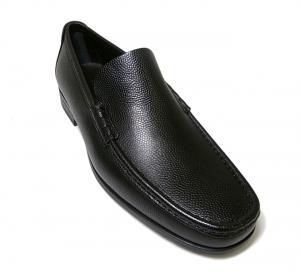 No.6 靴 メンズ レザー RAYO(ブラック)7.5(日本サイズ約26cm EEE)