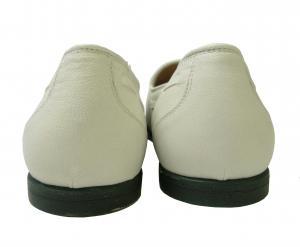 No.4 レザー シューズ 靴 (ホワイト) メンズ RIVA
