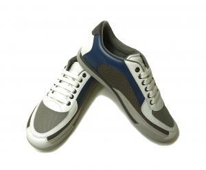 サルヴァトーレフェラガモ スニーカー 靴 メッシュ ファブリック PORTOS (ホワイト)