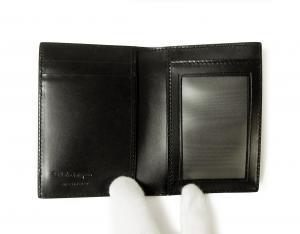 No.5 カードケース カーフ (ブラック)