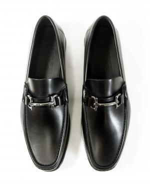 No.3 靴 メンズ レザー MORRICE(ブラック) 8(日本サイズ約26.5cm)