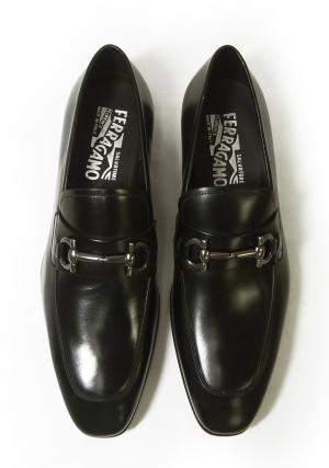 No.3 靴 モカシンシューズ  メンズ レザー ビジネス ブラック 7サイズ(日本サイズ約25.5cm) GIANT