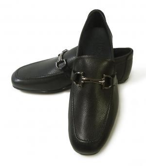 サルヴァトーレフェラガモ 靴 ドライビング シューズ メンズ 7.5(日本サイズ約26cm) レザー NOWELL MainPhoto
