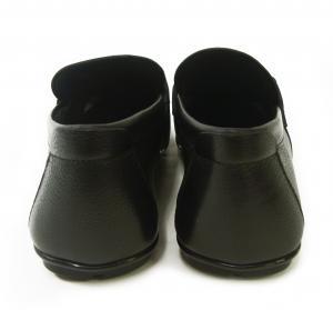 No.3 靴 ドライビング シューズ メンズ 7.5(日本サイズ約26cm) レザー NOWELL