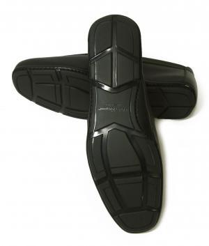 No.6 靴 ドライビング シューズ メンズ 7.5(日本サイズ約26cm) レザー NOWELL