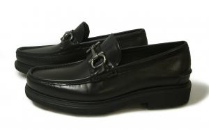 No.2 靴 モカシン シューズ メンズ レザー ビジネス フォーマル GLASGOW 7(日本サイズ約25.5cm)