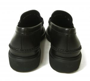 No.3 靴 モカシン シューズ メンズ レザー ビジネス フォーマル GLASGOW 7(日本サイズ約25.5cm)