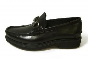 No.5 靴 モカシン シューズ メンズ レザー ビジネス フォーマル GLASGOW 7(日本サイズ約25.5cm)