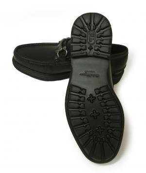No.6 靴 モカシン シューズ メンズ レザー ビジネス フォーマル GLASGOW 7(日本サイズ約25.5cm)