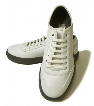 サルヴァトーレフェラガモ スニーカー 靴  レザー メンズ GLORY グローリー
