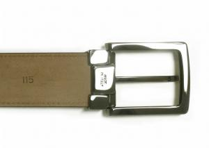 No.3 ベルト メンズ 長さ調整可能 (ブラック) 115cm