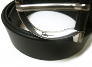 No.5 ベルト メンズ 長さ調整可能 ブラック 115cm