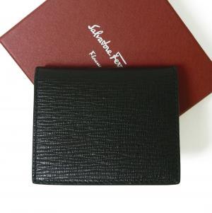 No.2 小銭入れ コインケース ペブルカーフ(ブラック×フィヨルドブルー)