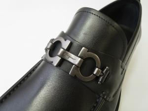 No.6 靴 モカシン ローファー シューズ メンズ ビット DAVID レザー