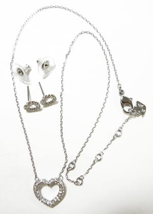 No.6 ネックレス ペンダント  ピアス セット Beloved