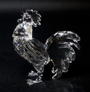 スワロフスキー ルースター おんどり Rooster 酉年