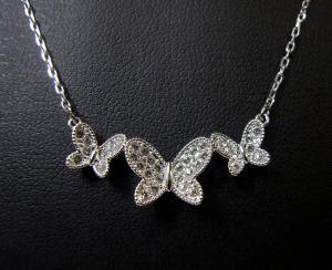 No.6 ネックレス ペンダント Field Butterfly フィールドバタフライ 蝶
