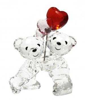 No.3 クリスベア Krisベア Heart Balloons ハートバルーン