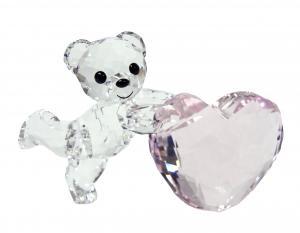 No.6 クリスベア Krisベア Pink Heart ピンクハート