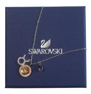 スワロフスキー ペンダント ネックレス Zodiac 星座 牡牛座 おうし座 Taurus
