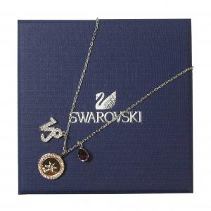 スワロフスキー ペンダント ネックレス Zodiac 星座 山羊座 やぎ座 Capricorn