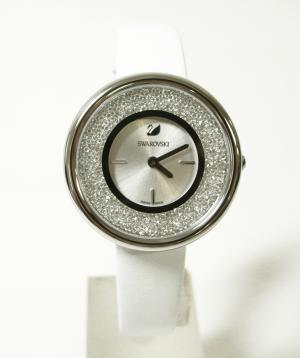 スワロフスキー 時計 ウォッチ クリスタリン ピュア  Crystalline Pure ホワイト