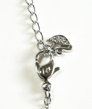 No.4 ネックレス ペンダント Iconic Swan スワン 白鳥