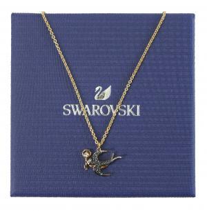 スワロフスキー ネックレス ペンダント Tarot Magic タロットマジック ツバメ 鳥
