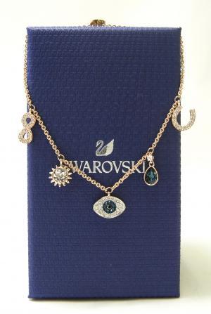 スワロフスキー ブレスレット バングル Swarovski Symbolic Evil Eye