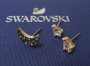 スワロフスキー ピアス Swarovski Symbolic 月 ムーン カイト