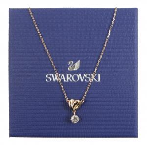 スワロフスキー ネックレス ペンダント Lifelong Heart ライフロング ハート