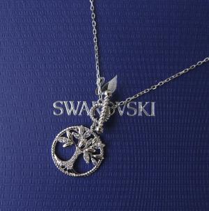 スワロフスキー ネックレス ペンダント Symbolic Tree of Life シンボリック ツリーオブライフ 生命の木