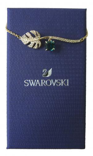スワロフスキー ブレスレット バングル Tropical トロピカル