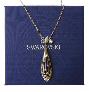 スワロフスキー ネックレス ペンダント Stunning Olive スタニング オリーブ