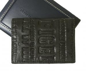 No.2 名刺入れ カードケース メンズ EASTBOURNE(ブラック)