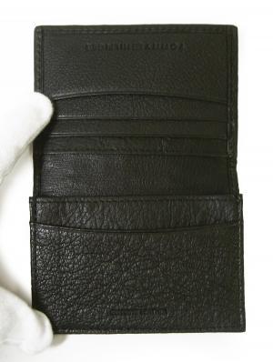 No.5 名刺入れ カードケース メンズ EASTBOURNE(ブラック)