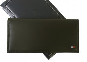 No.2 長財布 メンズ 二つ折(ブラック)HIGHLAND