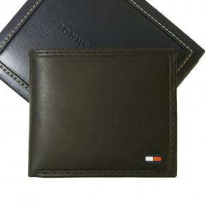 No.2 財布 メンズ 二つ折(ブラック)HIGHLAND