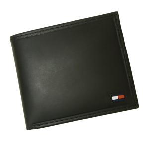 No.8 財布 メンズ 二つ折(ブラック)HIGHLAND