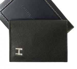 No.2 名刺入れ カードケース メンズ DUBLIN(ブラック)