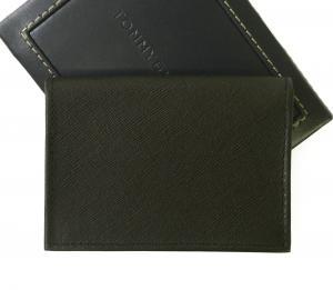 No.3 名刺入れ カードケース メンズ DUBLIN(ブラック)
