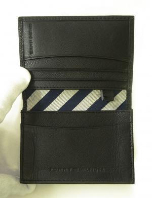 No.5 名刺入れ カードケース メンズ DUBLIN(ブラック)