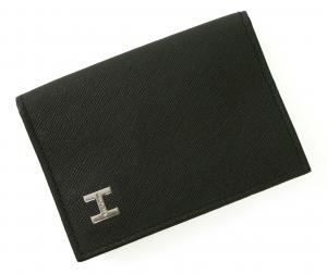 No.7 名刺入れ カードケース メンズ DUBLIN(ブラック)