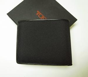 No.2 財布 ALPHA  二つ折り (ブラック)