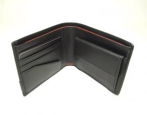 No.5 財布 ALPHA  二つ折り (ブラック)